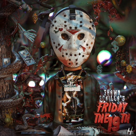 Friday the 19th Shawn Scrilla front cover