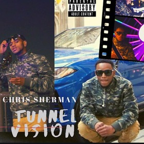 Tunnel Vision ( E.P) Chris Sherman  front cover
