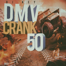 DMV Crank #50 (Deluxe) DJ Key front cover