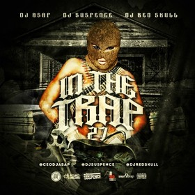 In The Trap 27 DJ ASAP front cover