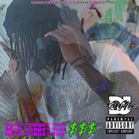 Trip$o - Don't Forget The $$$ DJ Kenny Mac   front cover