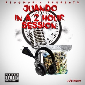 In A 2 Hour Session Juando front cover