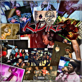 Up Now ! KDIKE front cover