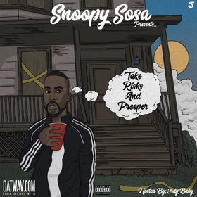TRAP Snoopy Sosa front cover