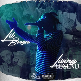 Living Legend Lil Boogie front cover