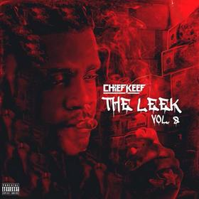 The Leek, Vol. 8 Chief Keef front cover