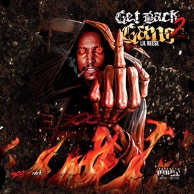 GetBackGang 2 Lil Reese front cover