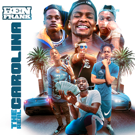 The Real Carolina  Ben Hoodrich front cover