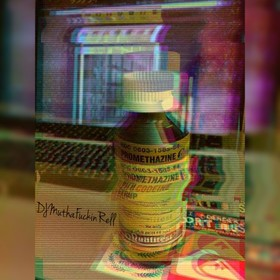Promethazine DJ Rell front cover