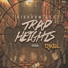 Trap Heights BiggHomiee2 front cover