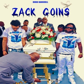Zack Goins DJ 3rdd  front cover