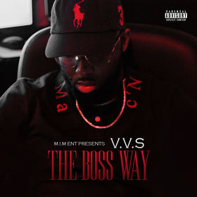 The Boss Way V.V.S front cover