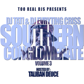 Southern Conglomerate 3 DJ Tati front cover