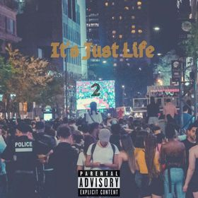 It's Just Life 2 TXNY-X front cover