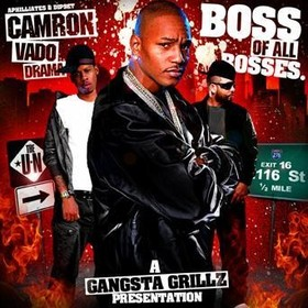 Boss Of All Bosses Cam'ron front cover
