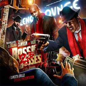 Boss Of All Bosses 2.5 Cam'ron front cover