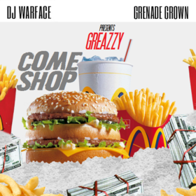 Come Shop Greazzy  front cover