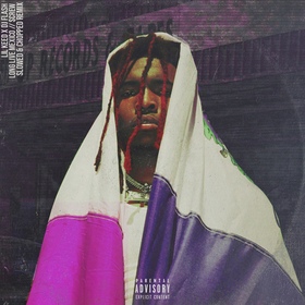 Lil Keed - Long Live Mexico (Slowed & Chopped) DJ Flash front cover