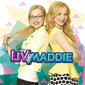 Liv & Maddie (Single) UNO front cover