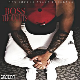 Boss Thoughts King P  front cover