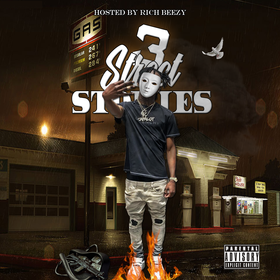 Street Stories P3 Rich Beezy front cover