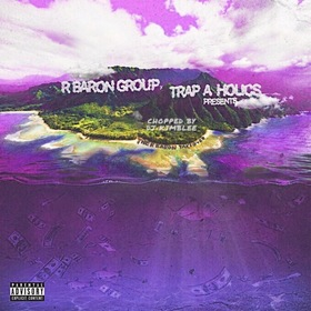R Baron Takeover: Chopped & Screwed DJ Kimblee front cover