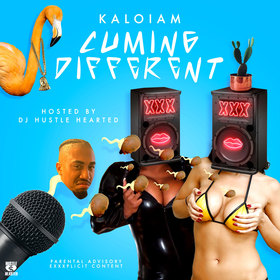 Cuming Different Kaloiam front cover