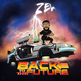 Back To The Future Zel front cover