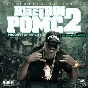 Product Of My City 2 Blac Boi front cover