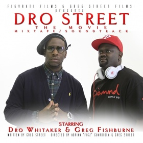 Dro Street Young Dro front cover