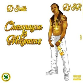 Champagne & Magnums D Smith front cover