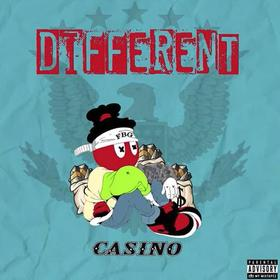 Different Casino front cover