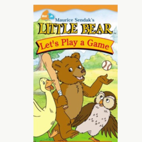 Little Bear EP 3:let's Play A Game by CashDynamite