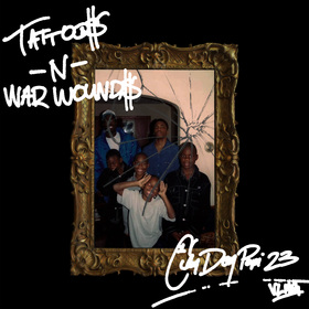 Tattoo$ n War Wound$ ChanDon Papi 23 front cover