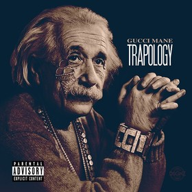 Trapology Gucci Mane front cover