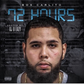 72 Hours Box Carlito front cover