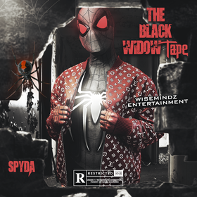 The Black Widow Tape Spyda front cover