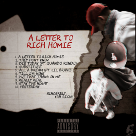 A Letter To Rich Homie by YRH Ricky