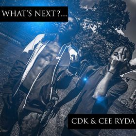 What's Next?.... Cee Ryda front cover