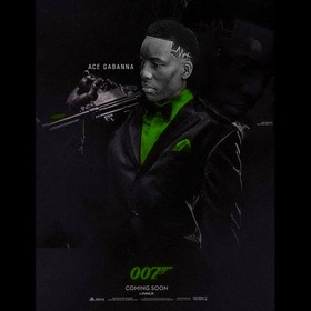 007 Ace Gabanna front cover