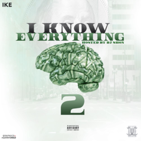 I Know Everything 2 Ike front cover