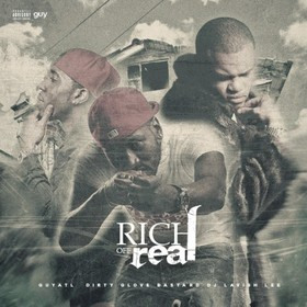 Rich Off Real GuyATL front cover