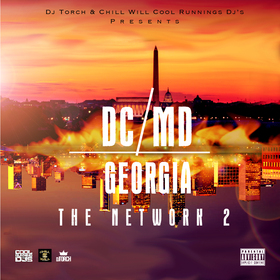 The Network 2: DC/MD & Georgia World Famous DJ Torch front cover