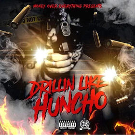 Drillin Like Huncho GBallOut front cover