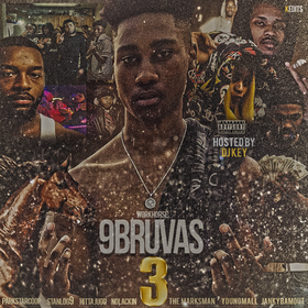 9Bruvas 3 Workhorse front cover