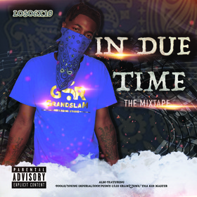 IN DUE TIME GrandSlam Recording Studio front cover