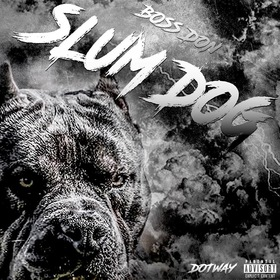 SLUM DOG - BOSS DON DJ Brasco front cover