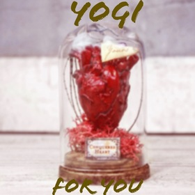 For You Yogi front cover