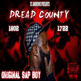 Original Sap Boy Dread County front cover