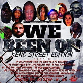 We Been On (Keno Street Edition) Side B DJ Stop N Go front cover